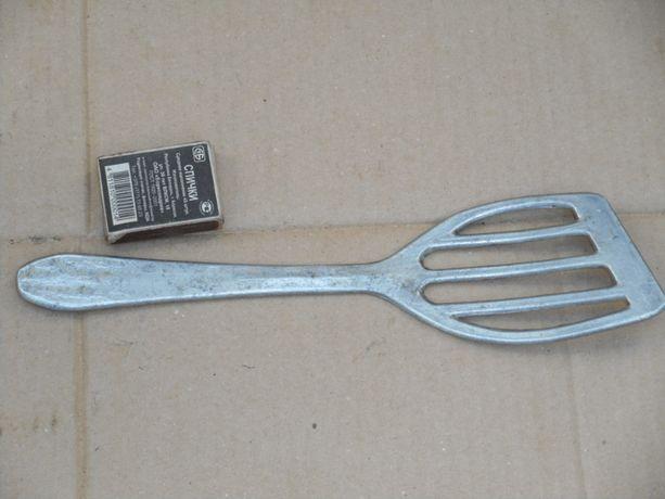 Лопатка алюминиевая для блинов