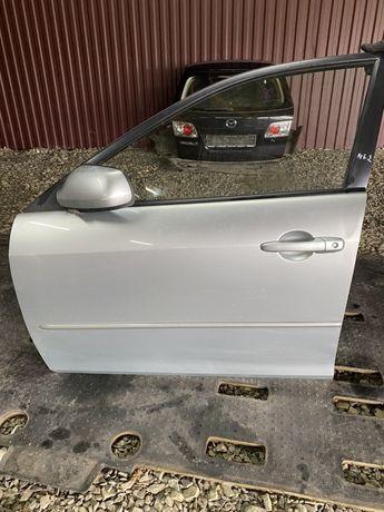 Розборка мазда6 gg передні двері,задні двері мазда6 2002-2007