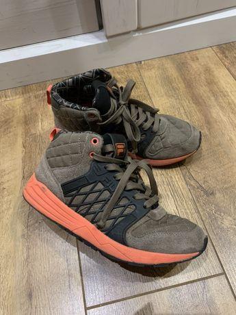Buty Fila niespotykane sneakersy 38