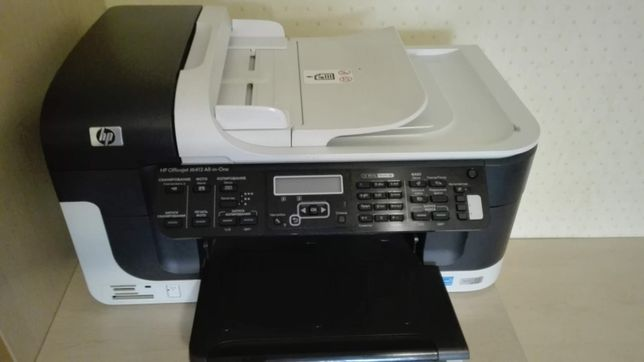 Принтер/сканер/копир/факс HP Officejet J6413 All-in-One.