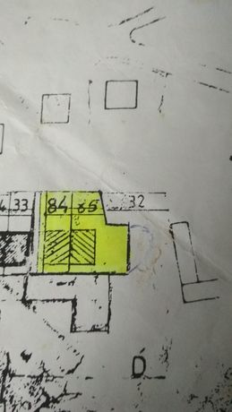 Terreno para construção em Celeirós