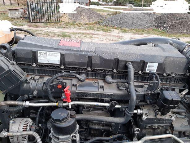 silnik renault T440