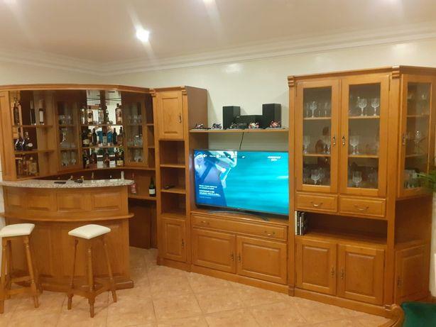 Mobília de sala + bar