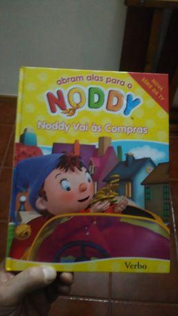 Colecção livros e DVD's do Noddy