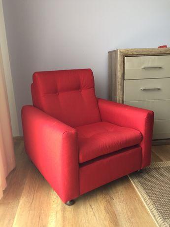 Fotel, krzesło, pufa