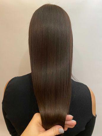 Ботокс,кератиновое выпрямление волос,нанопластика!