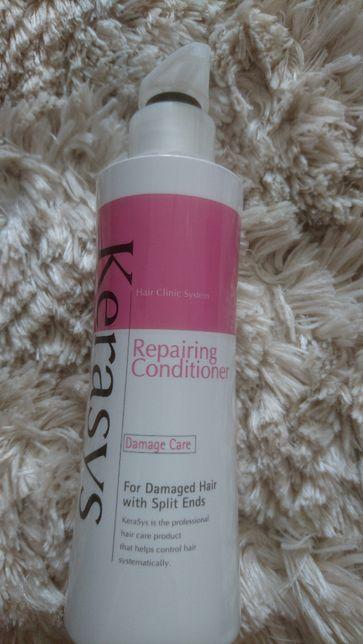 Kerasys, Hair Clinic, Repairing Conditioner (Naprawiająca uszkodzenia