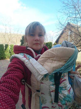 Ergobaby, рюкзак, переноска
