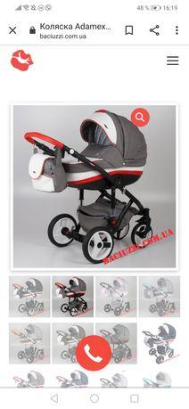 Дитяча коляска 2 в 1 Adamex vicco