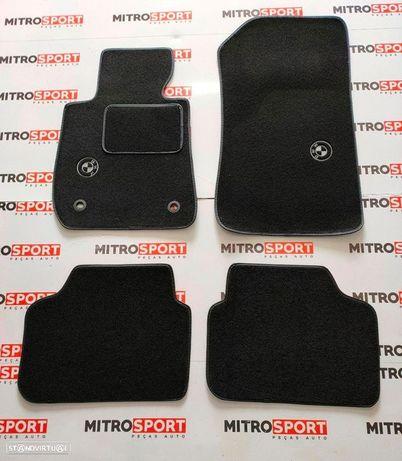 Tapetes específicos para BMW série 3 E90/E91   Mitrosport