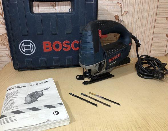 Електролобзик → Bosch GST 75 BE Professional + КЕЙС