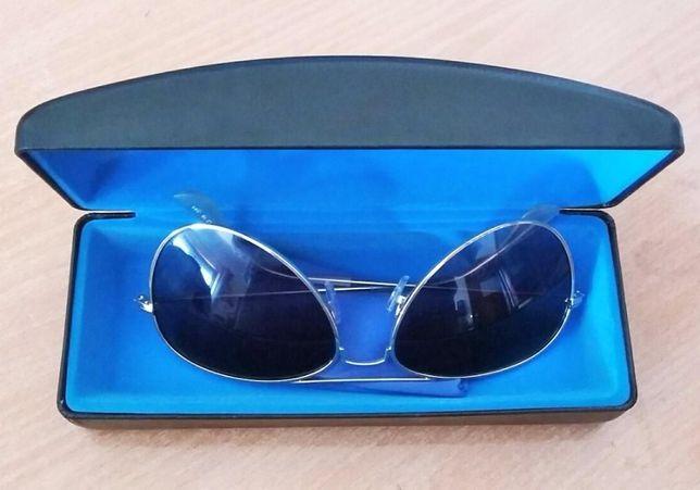 Óculos de Sol Dégradé Azul tipo Ray Ban