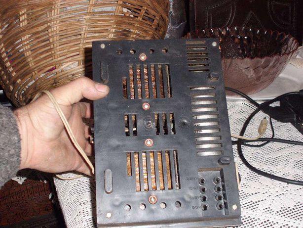 transformador antigo para televisões