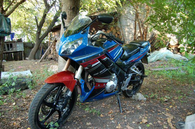 Мопед Мотоцикл Скутер