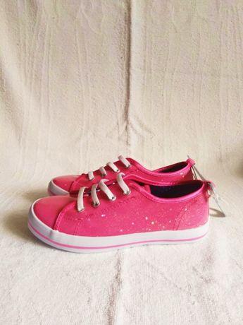 Детские кеды Disney розового цвета