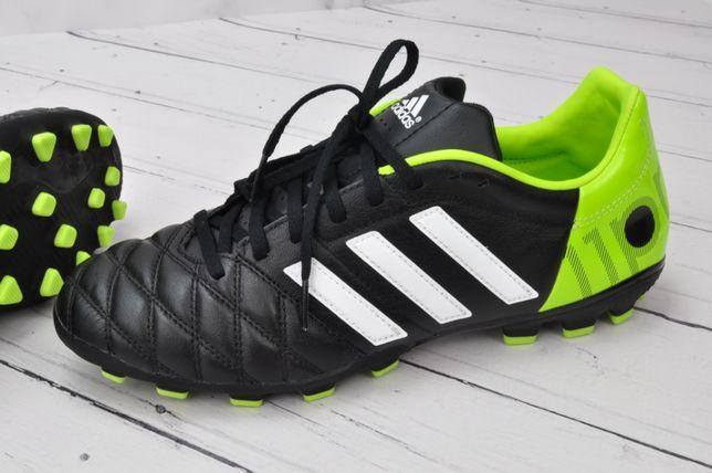 Buty sportowe do piłki nożnej korki Adidas nowe czarne