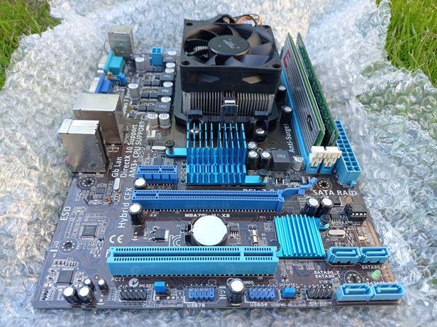 Комплект мат. Плата., Оперативна пам'ять, процессор і охолодження