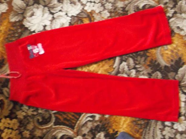 костюм для девочки спортивный, 5-6 лет
