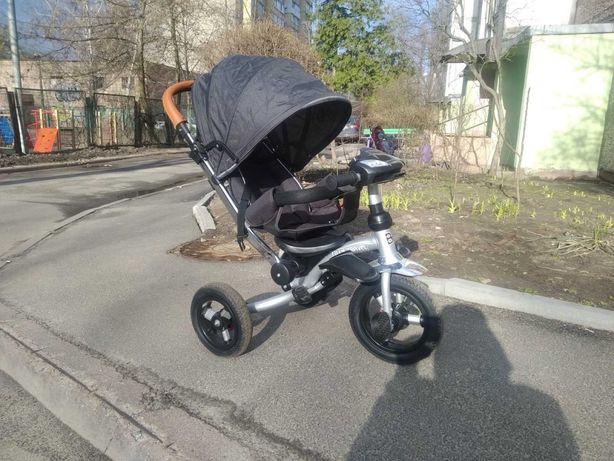 Велосипед коляска AZIMUT CROSSER T-350