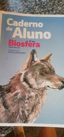 Biosfera 5° ano caderno do aluno