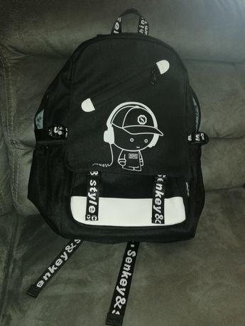 Plecak dla chłopca xxl