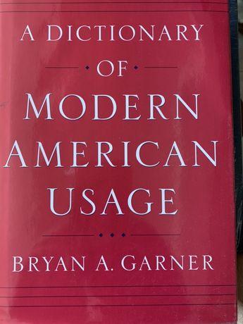 A Dictionary of Modern American Usage - Bryan A. Garner
