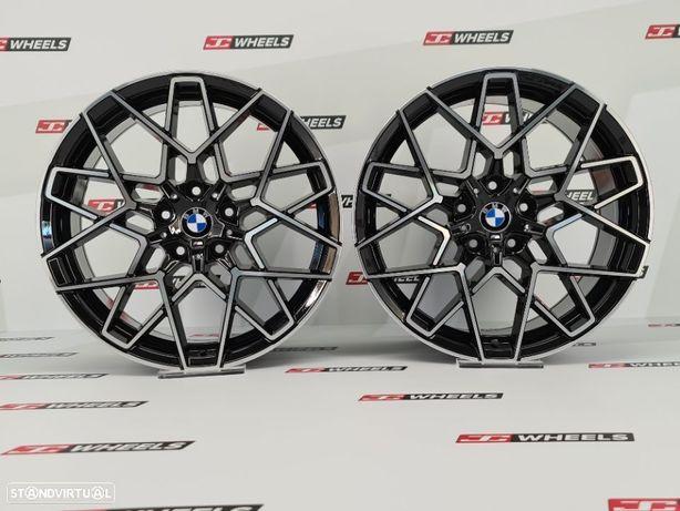 Jantes look BMW M8 competition 813M em 18 5x120