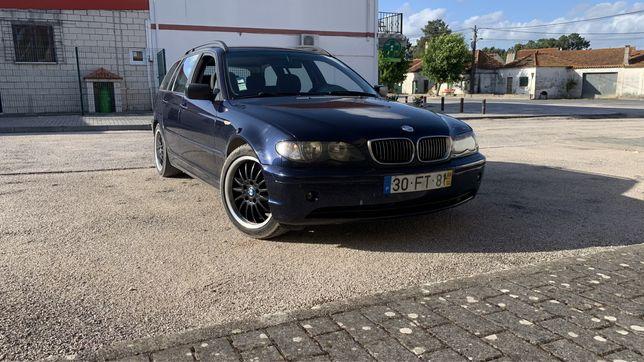 Bmw 320d 143cv 2003 troco