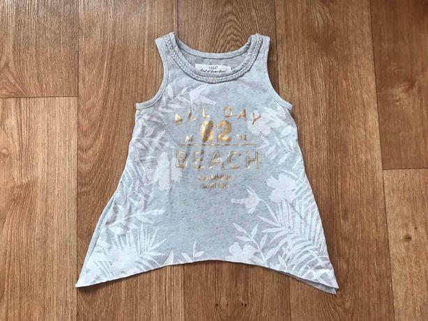 Майка, футболка, туника H&M 2-3 г 92-98 р