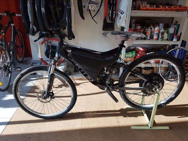 Rower Elektryczny Ebike Moc 3000 W Dystans 100km V-max 60 km/h Nowy