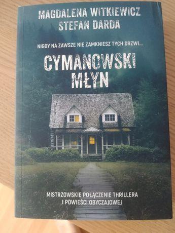 """Magdalena Witkiewicz/Stefan Darda """"Cymanowski młyn"""""""