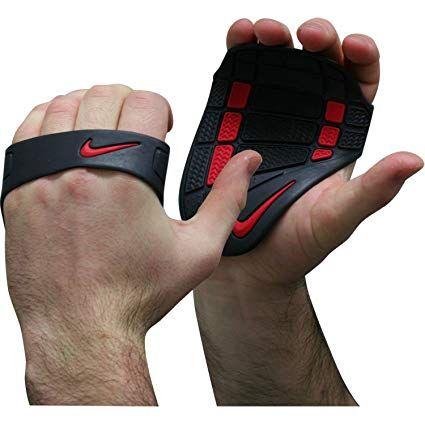 Nike nakladki antyposlizgowe rekawiczki na silownie z USA
