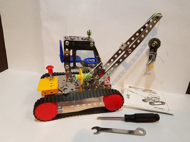 Металлический конструктор