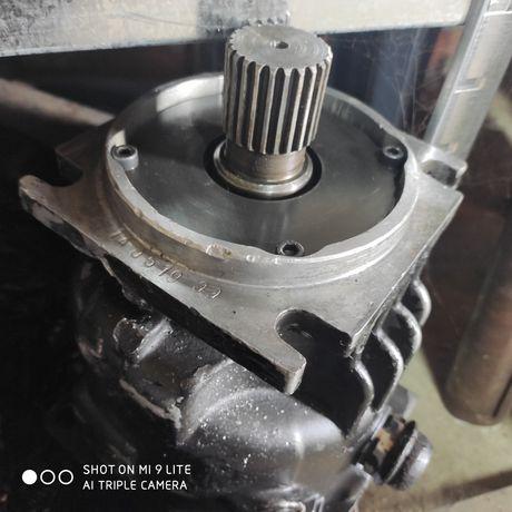 ГСТ с гидромотором  claas