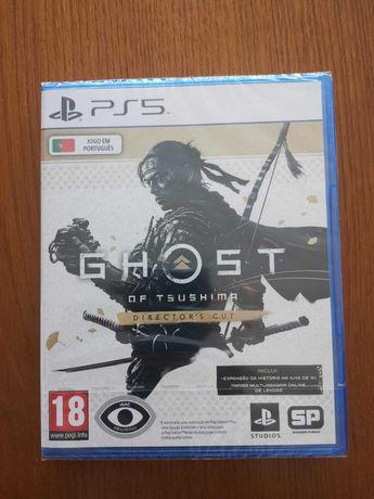 Vendo Ghost of Tsushima (Director's Cut) para PS5 nunca usado.