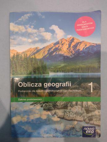 Geografia Oblicze geografii