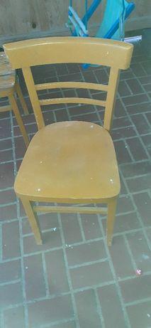 krzesło krzesła PRL