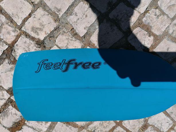 Pagaia Feel Free como nova