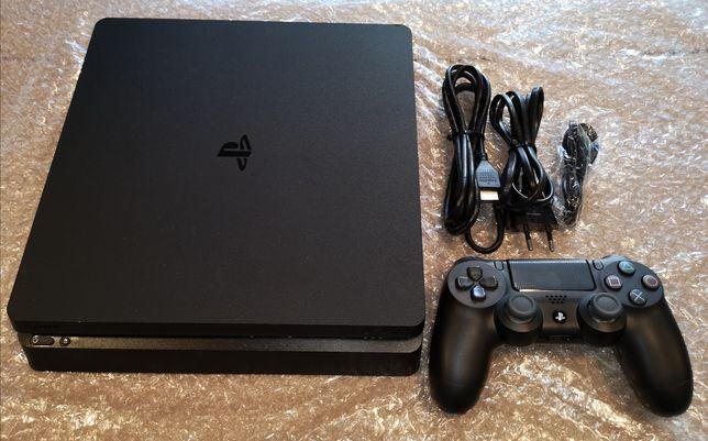 Konsola Ps4 500 Gb slim super stan Sklep (możliwość wymiany PS3) OPIS!