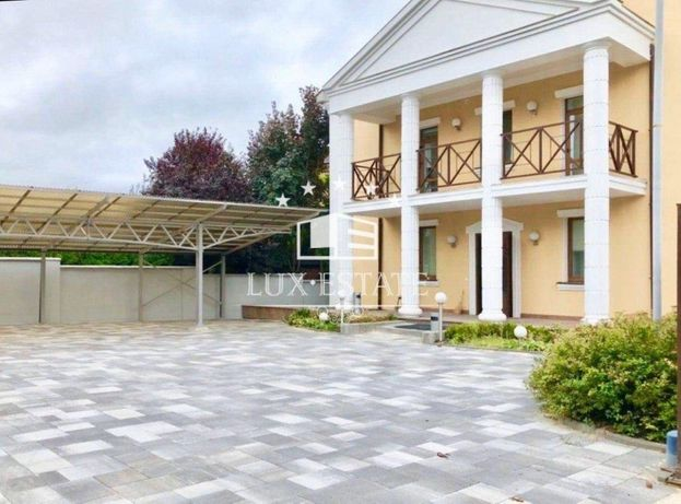 Lux-Estate предлагает дом под офис на Печерске ул. Зверинецкая