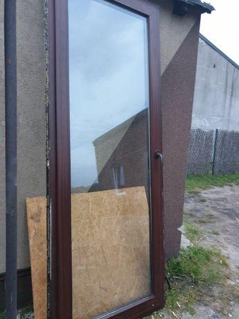 Okno balkonowe Okazja