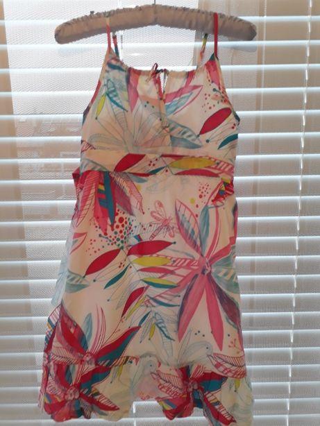 Sukienka na lato, wzrost 158