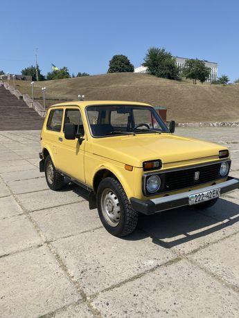 Продам ВАЗ 2121 «Нива»
