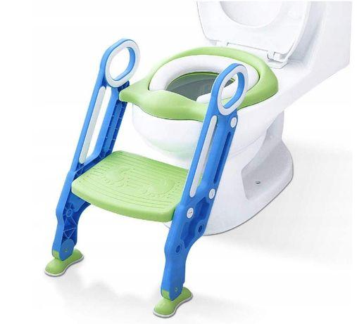 NAKŁADKA SEDESOWA do toalety podest bamny baby PROMOCJA wyprzedaż