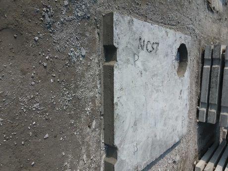Zbiornik betonowy  na gnojowicę deszczówkę gnojówka ścieki odchody