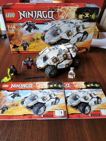 Lego ninjago 70588 oraz  70621 2 zestawy