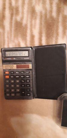 Карманный калькулятор Citizen SLD-760N