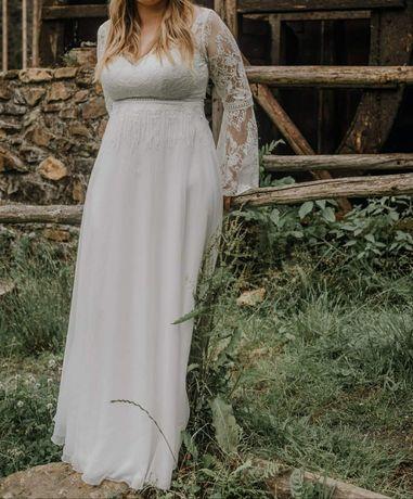 Suknia Ślubna Agnes 2020