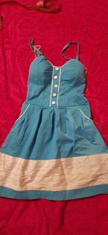 Сукня платье летнее р.38