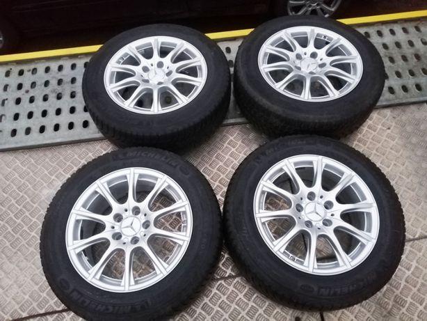 """Koła zimowe ALU 16"""" Mercedes C-klasa, E-klasa"""